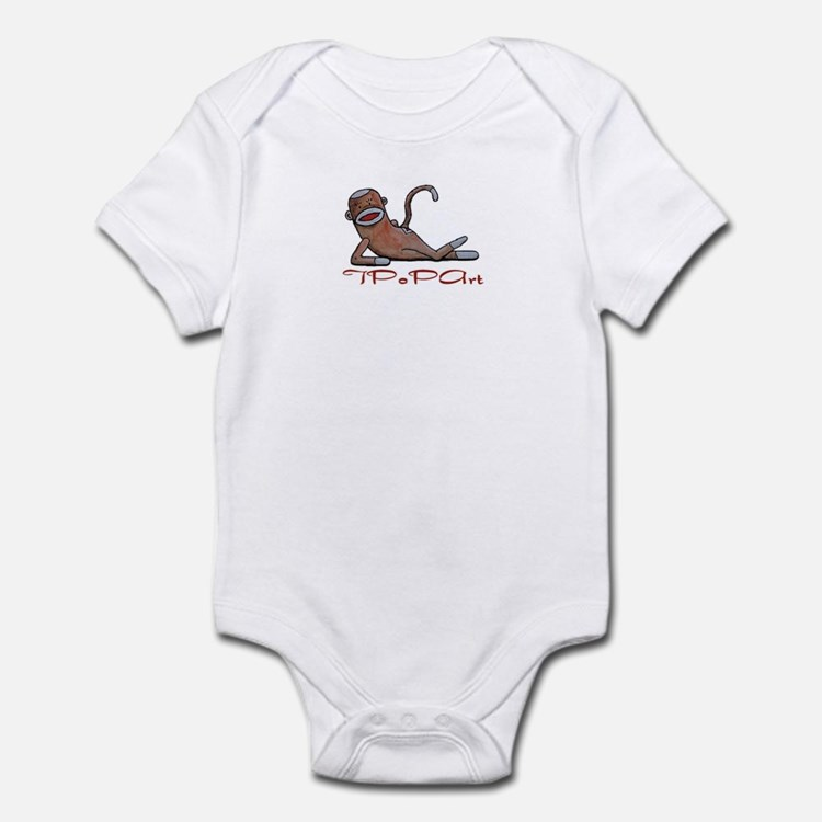 TPoP Art Logo Infant Bodysuit