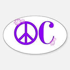 OC! Ocean City! Decal