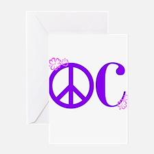 OC! Ocean City! Greeting Card