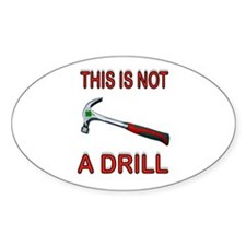 Drill Decal