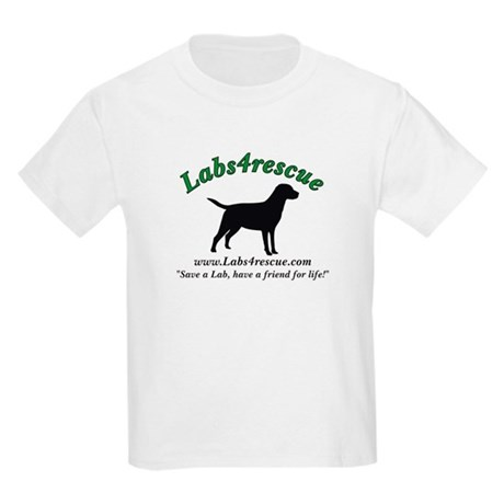 Labs4rescue Kids T-Shirt