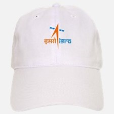 ISRO - India in Space Baseball Baseball Cap