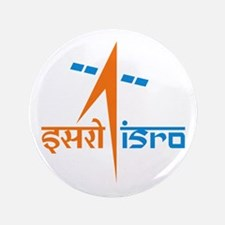 "ISRO - India in Space 3.5"" Button"