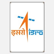 ISRO - India in Space Banner