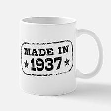 Made In 1937 Mug