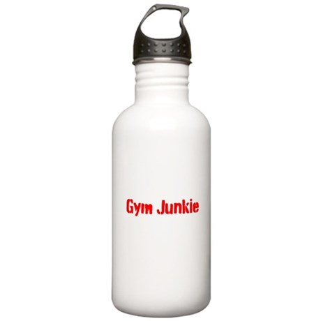 Gym Junkie Water Bottle