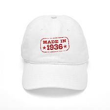 Made In 1936 Baseball Cap