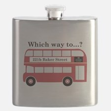 Which Way to 221b? Flask