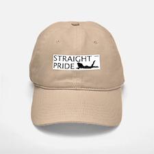 Straight Pride (Sexy Version) Baseball Baseball Cap