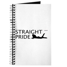 Straight Pride (Sexy Version) Journal