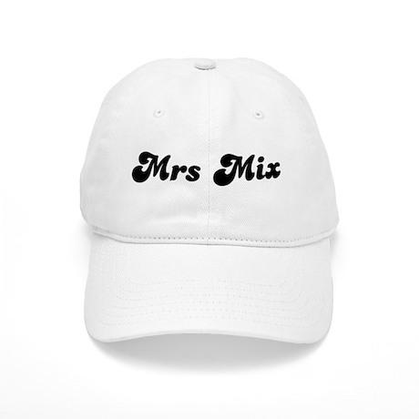 Mrs Mix Cap
