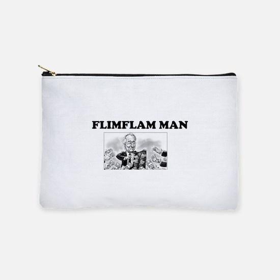 Flimflam Man - Bernie Madoff! Makeup Pouch