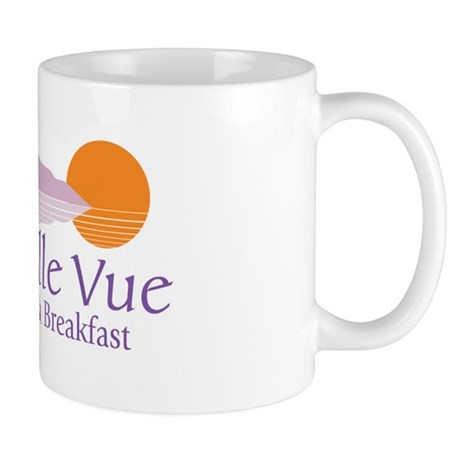 Official Belle Vue Bed and Breakfast Coffee Mug