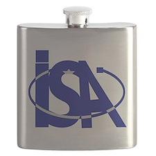 Israel Space Agency Flask