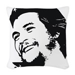 cheshadow for whithe aa.png Woven Throw Pillow