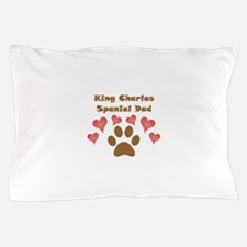 King Charles Spaniel Dad Pillow Case