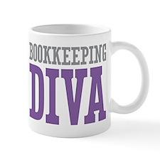 Bookkeeping DIVA Mug