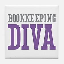 Bookkeeping DIVA Tile Coaster