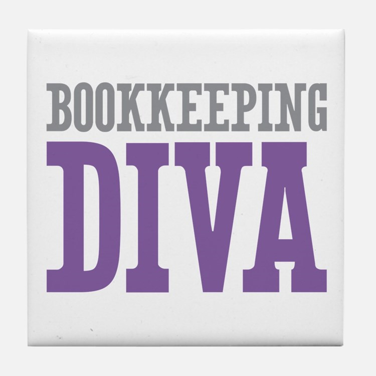 Bookkeeping DIVA Tile Coaster
