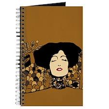 Klimty Face Journal