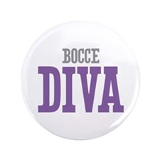 "Bocce DIVA 3.5"" Button"