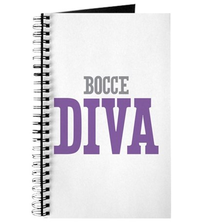 Bocce DIVA Journal