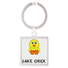 Lake Chick Keychains