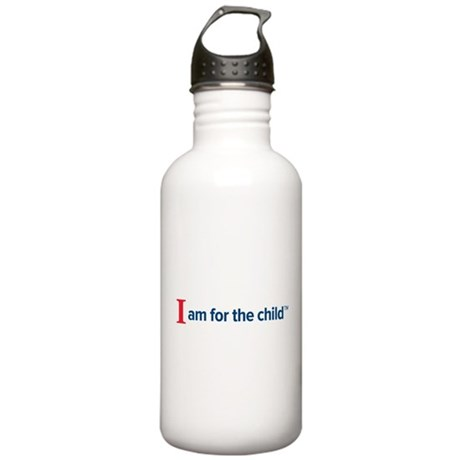 I am for the child Water Bottle