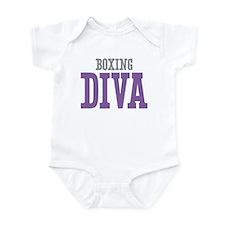 Boxing DIVA Infant Bodysuit