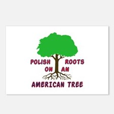 Polish American Roots Postcards (Package of 8)