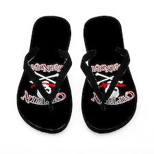 Captain Grandpa Flip Flops