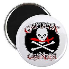 Captain Grandpa Magnet