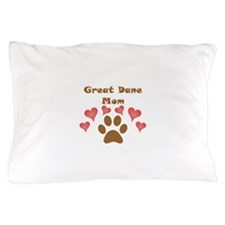 Great Dane Mom Pillow Case