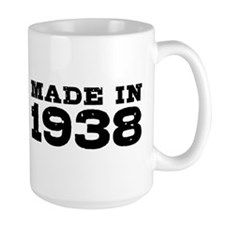 Made In 1938 Mug
