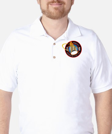 Exploration Flight Test 1 Golf Shirt