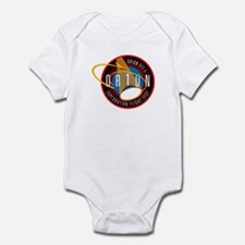 Exploration Flight Test 1 Infant Bodysuit