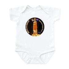 Delta IV Heavy Infant Bodysuit