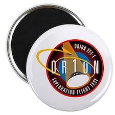 Exploration Flight Test 1 Magnet