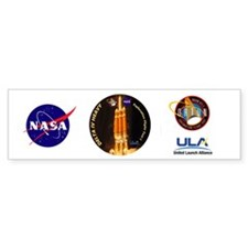 Delta IV Heavy Bumper Sticker