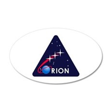 Orion Project Wall Decal