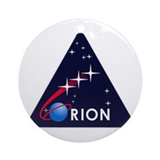 Orion Project Ornament (Round)