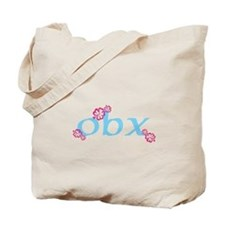 obx, outer banks, nc Tote Bag