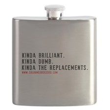 Color Me Obsessed FLASK