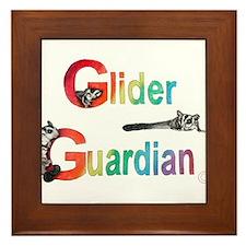 Glider Guardian Framed Tile