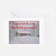 Winter Holiday Greeting Cards (Pk of 10)