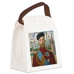 Tsar Nicholas II Canvas Lunch Bag