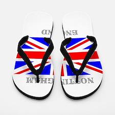 Nottingham England Flip Flops
