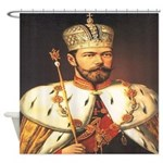 Tsars Coronation Shower Curtain