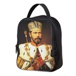 Tsars Coronation Neoprene Lunch Bag