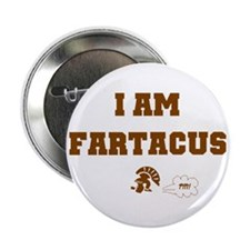 "Fartacus 2.25"" Button (100 pack)"